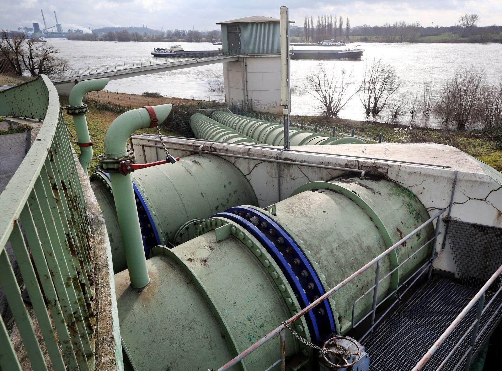 Bergbau-Altlast Grubenwasser soll zum Lithiumlieferanten werden