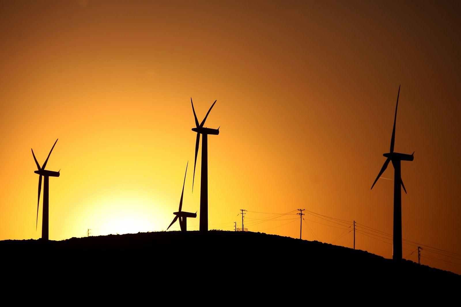 Griechenland / Kyoto Protokoll / Windkraft