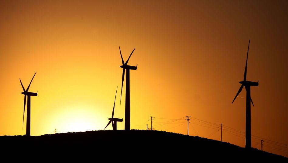 Windräder: Zypern hat Brüsseler Vorgabe nicht umgesetzt