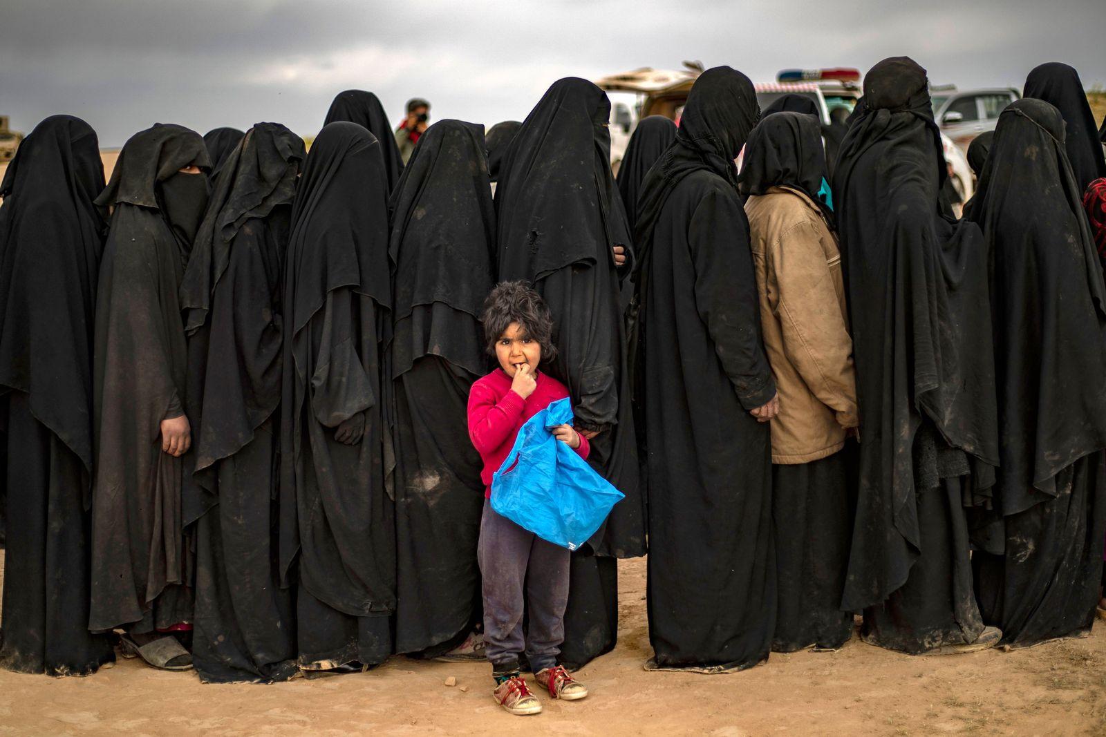 Syrien/ Frauen/ IS
