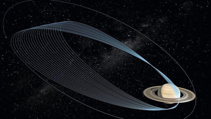 Saturn: Von den Eisringen zum Pac-Man-Todesstern