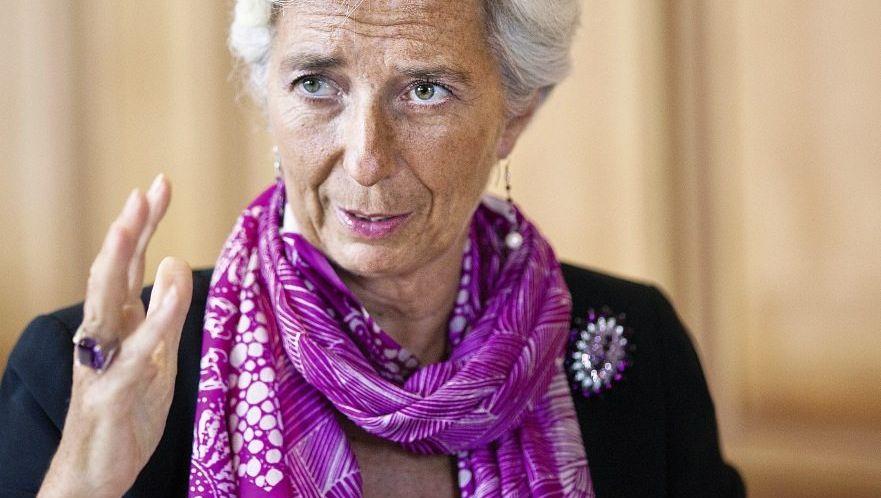 Währungsexpertin Lagarde