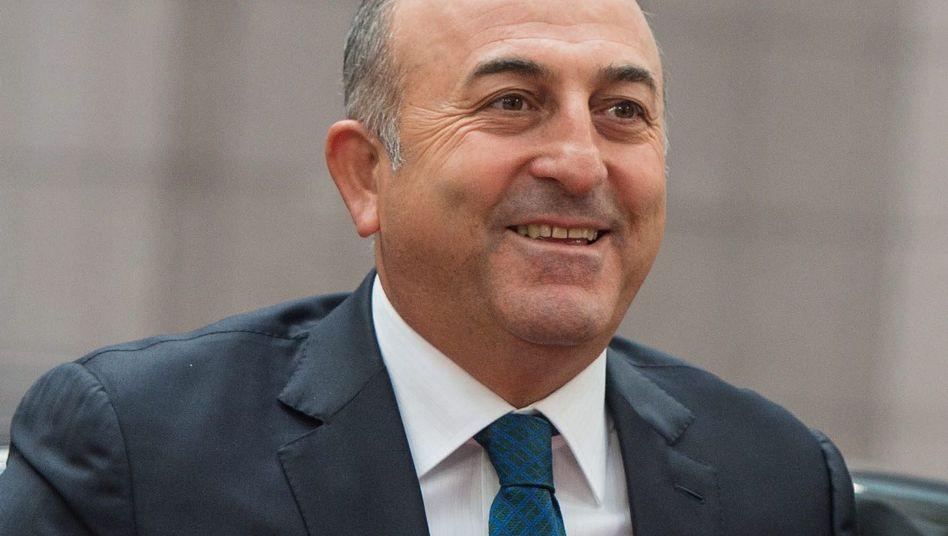 Türkischer Außenminister Cavusoglu in Brüssel: Verhandlungen mit der EU kriegen neuen Schwung
