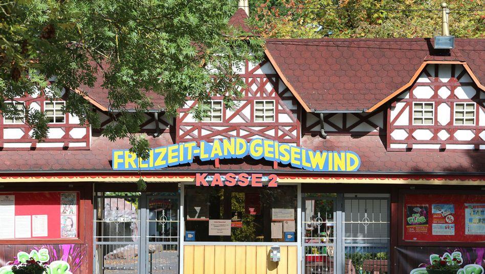 Freizeit-Land Geiselwind in Bayern