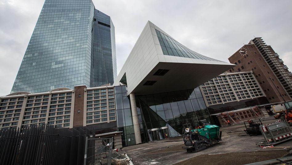 Finanzcheck der EZB: 25 Banken fallen bei Stresstest durch - neun davonin Italien