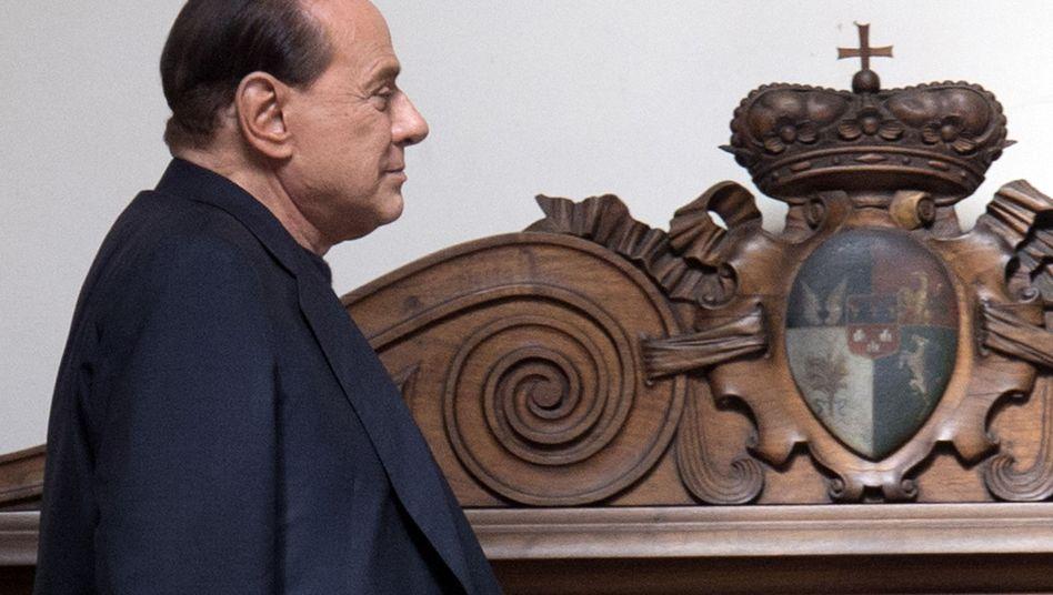 Ex-Premier Berlusconi: Offener Widerspruch in der Fraktion