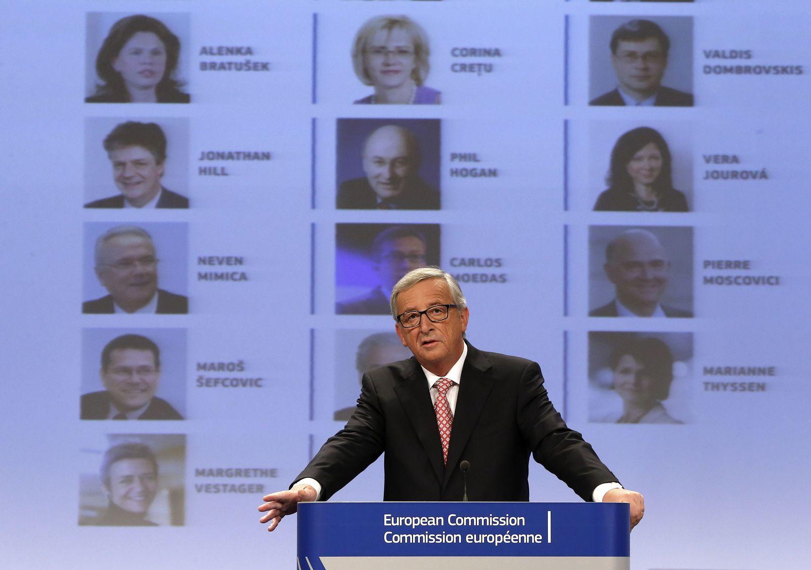Jean-Claude Juncker / Brüssel