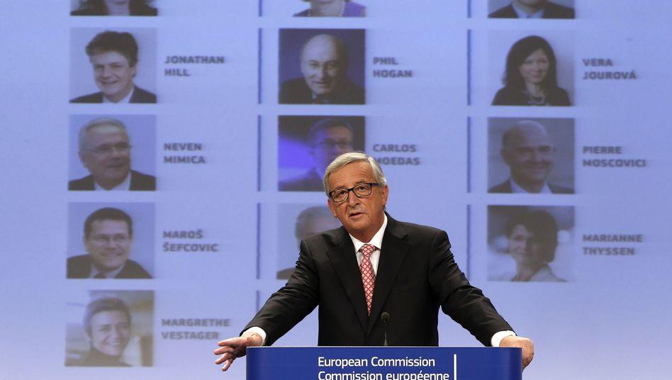 Kommissionspräsident Juncker: Keine Veränderungen mehr zu erwarten