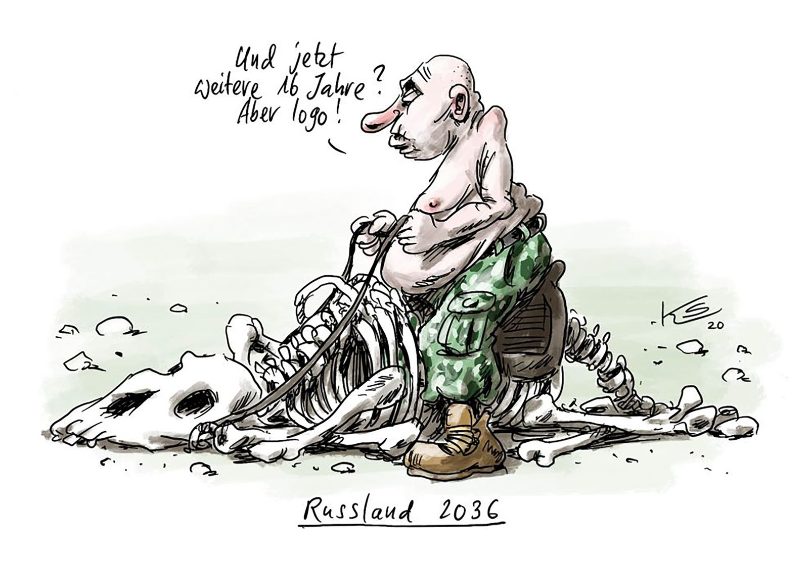 Cartoon/ 02.07.20