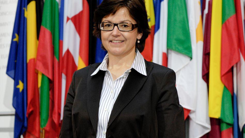 """EU-Parlamentarierin Inge Gräßle: """"Wie auf eine kranke Kuh"""" eingeredet"""