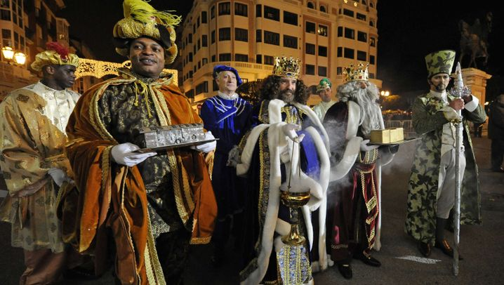 Photo Gallery: Europe's Epiphany Traditions