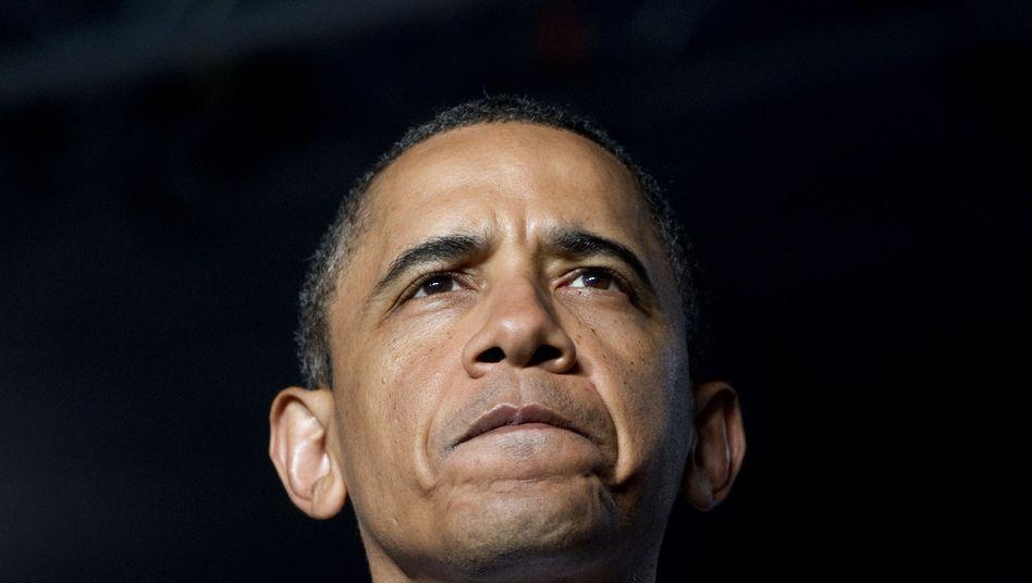 Politiker Obama: Ärger aus dem Kongress droht