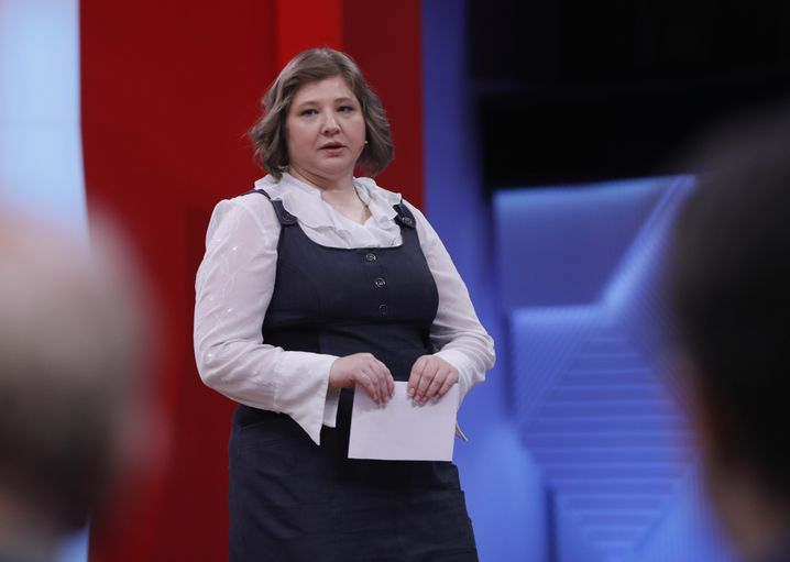 Viktoria Skripal: Grüße von Onkel Serjoscha