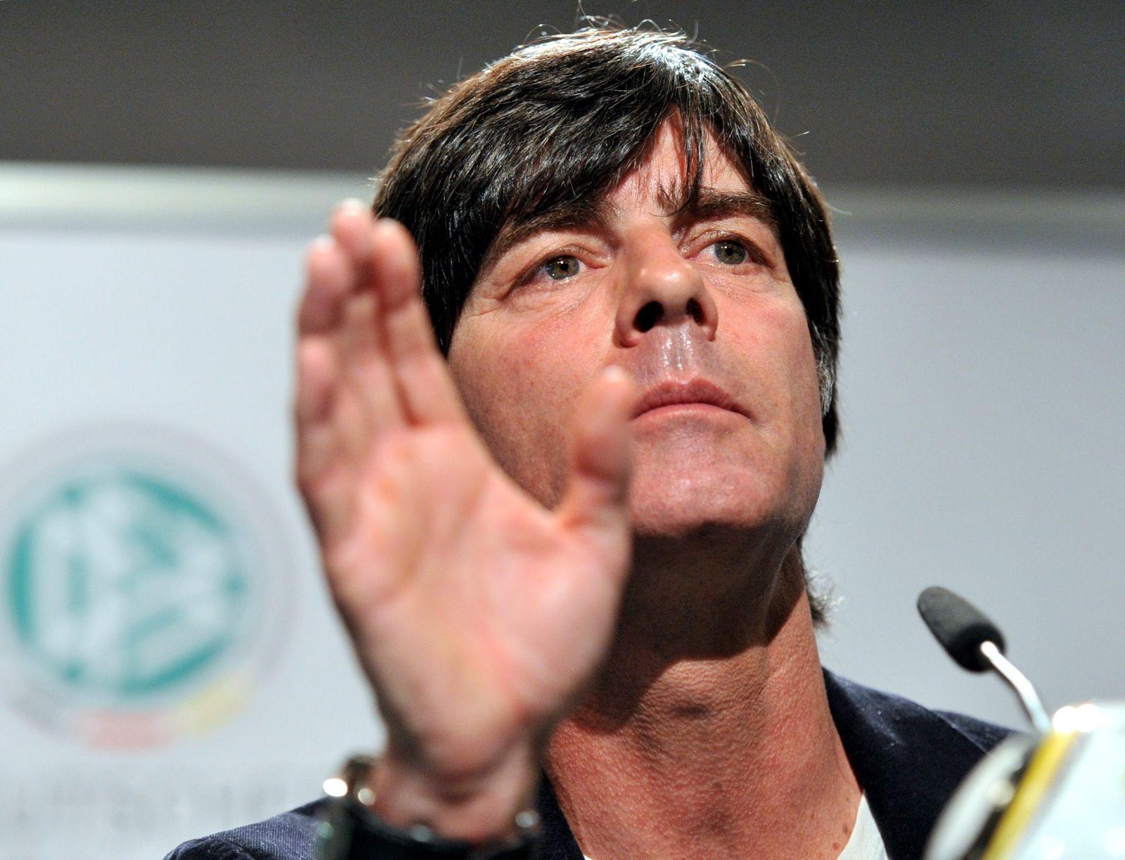 WM 2010 - Deutschland Pressekonferenz