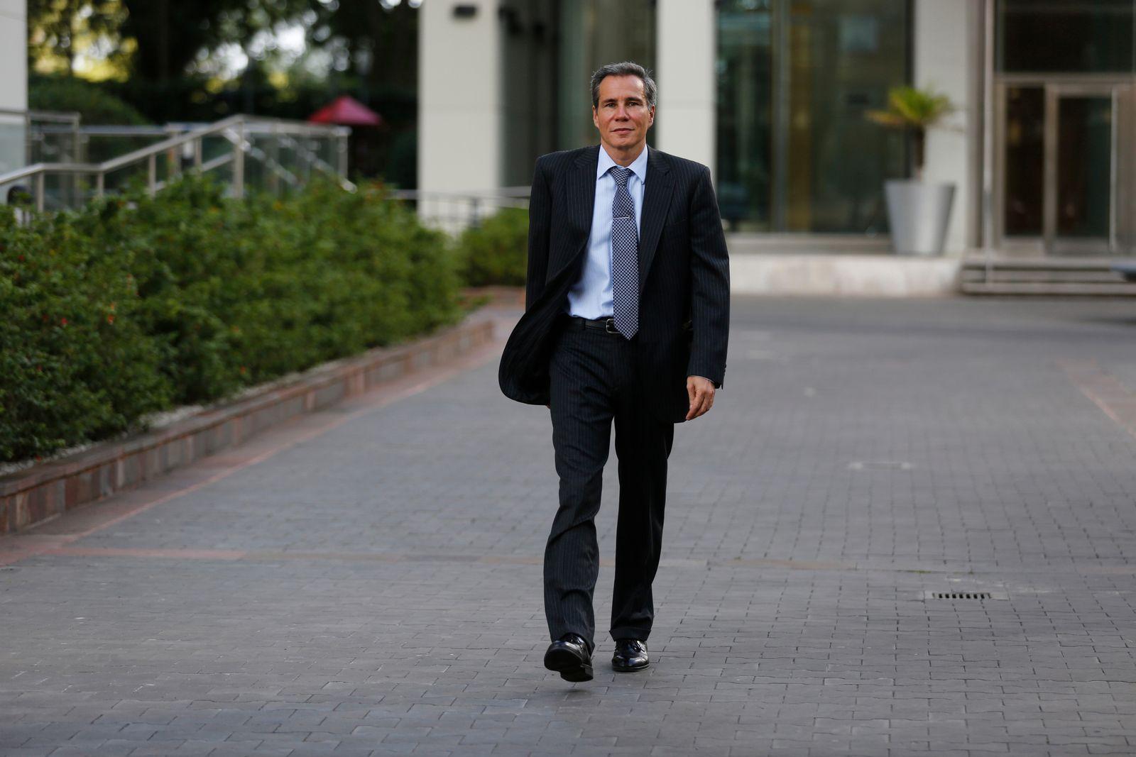 TV/ Nisman - Tod eines Staatsanwalts