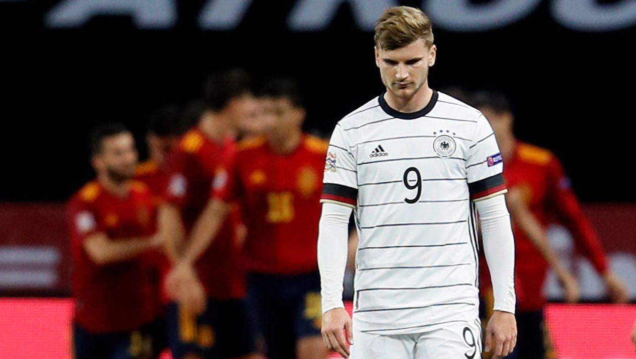 0:6 gegen Spanien: Ein Spiel wie eine Abrissbirne - DER SPIEGEL - Sport