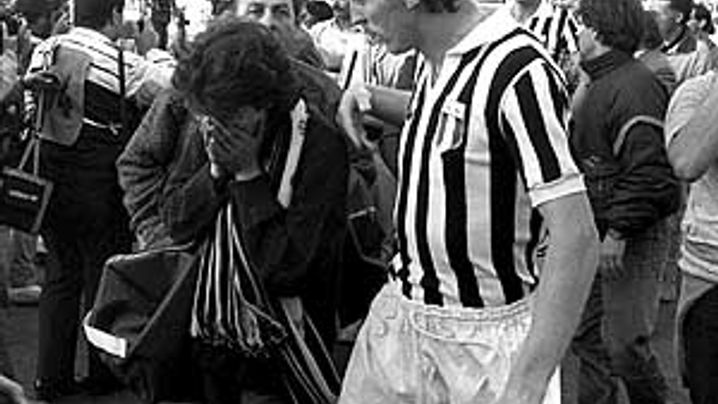Heysel-Tragödie: Europas schwarze Fußballnacht