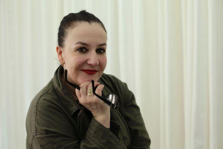 Designerin Sophie Théallet
