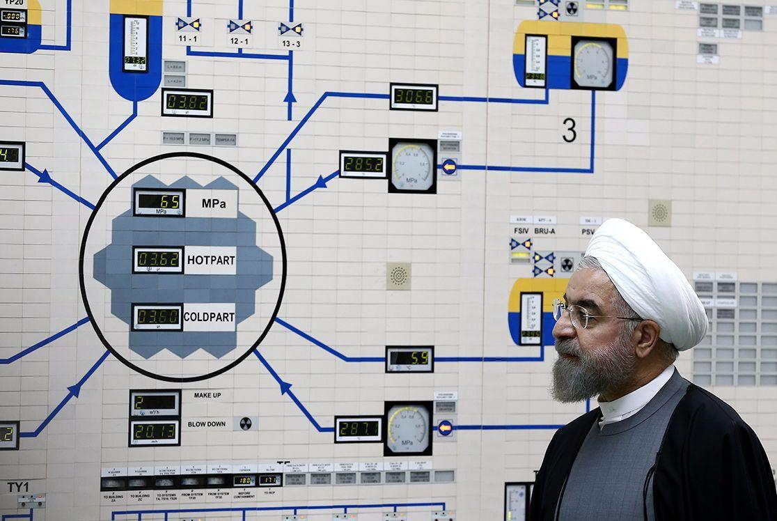 Hassan Rohani/Iran/Atomabkommen