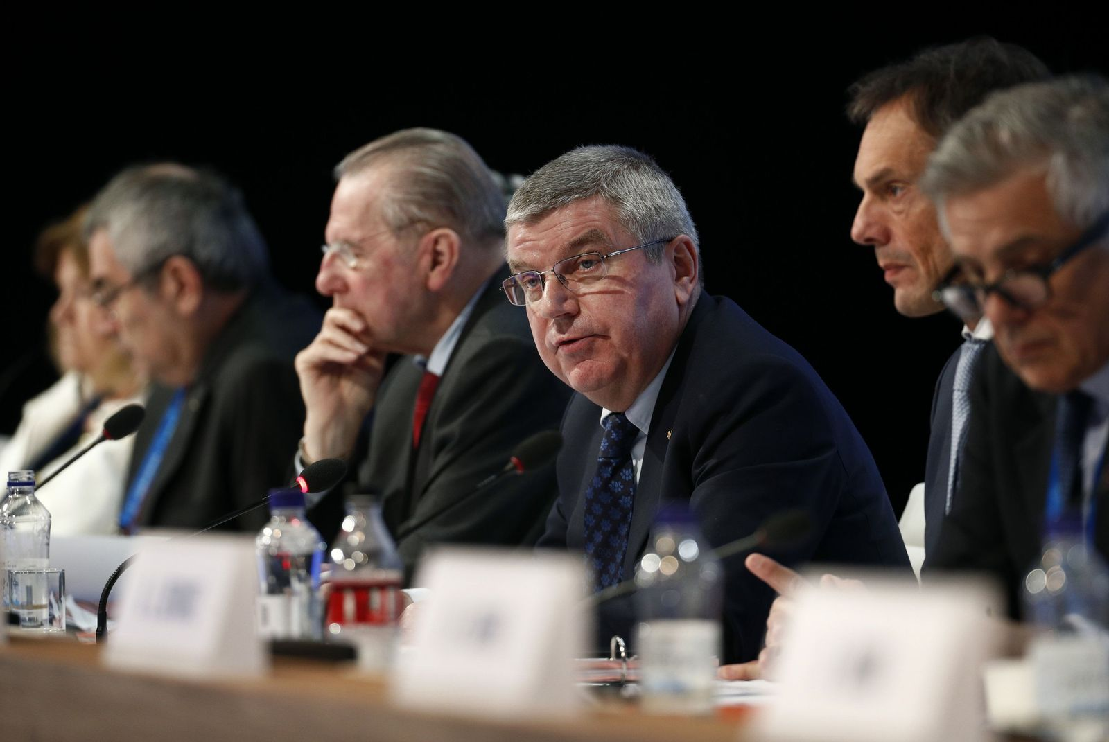 Pyeongchang 2018 - IOC-Versammlung