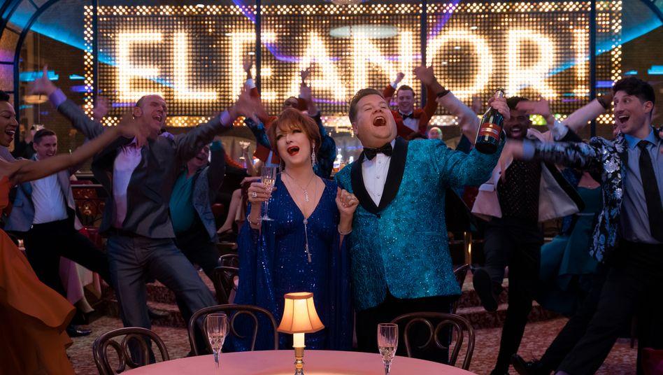 Meryl Streep, James Corden in »The Prom«: Kriselnde Broadway-Stars reisen in die Provinz