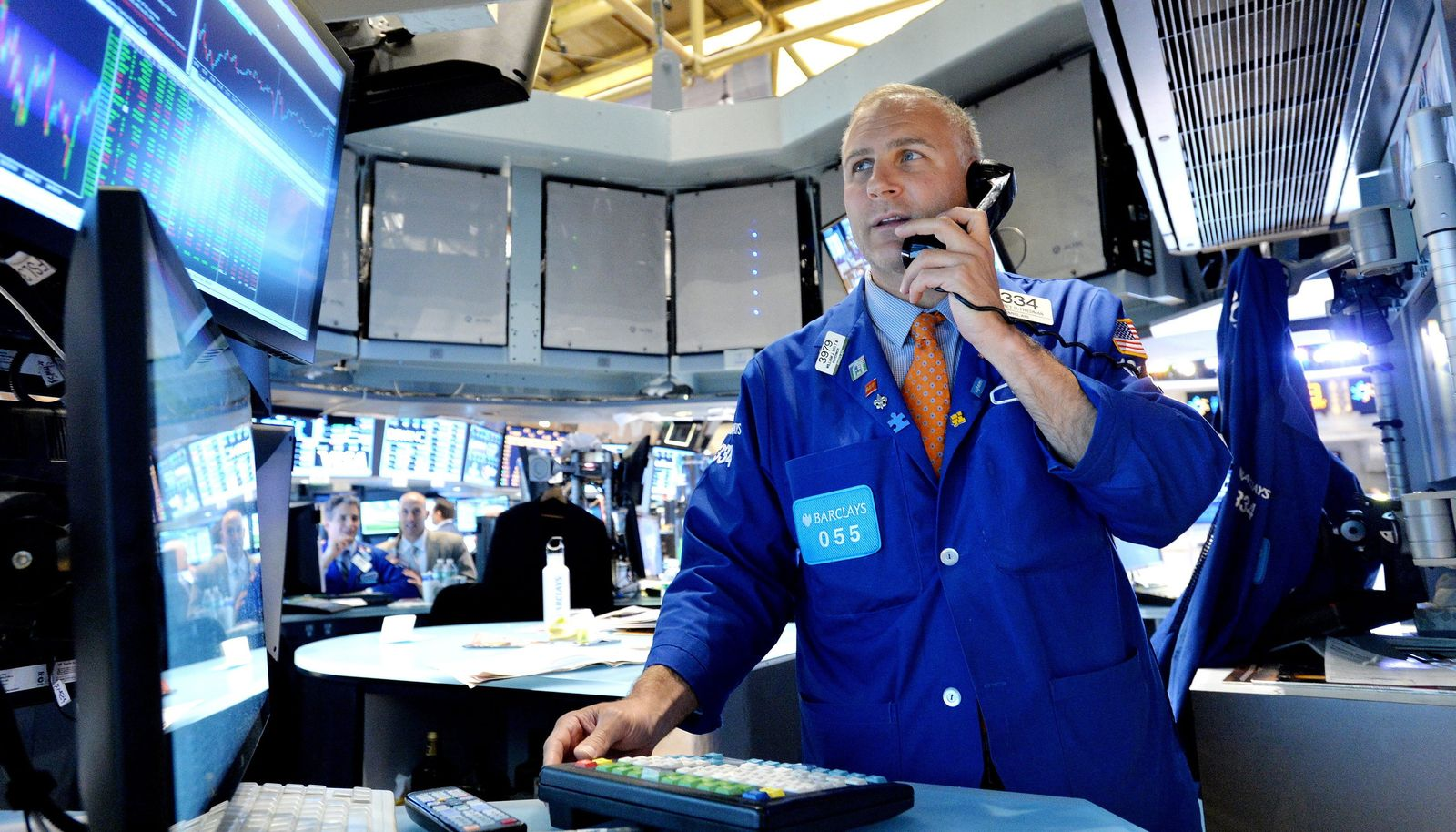 NYSE / Börse / Wall Street