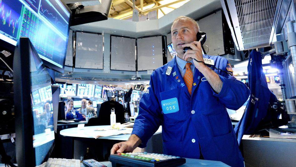 Händler an der Wall Street: Ehrgeiziges Vorhaben