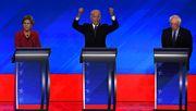 Mitkandidaten attackieren Sanders und Buttigieg scharf