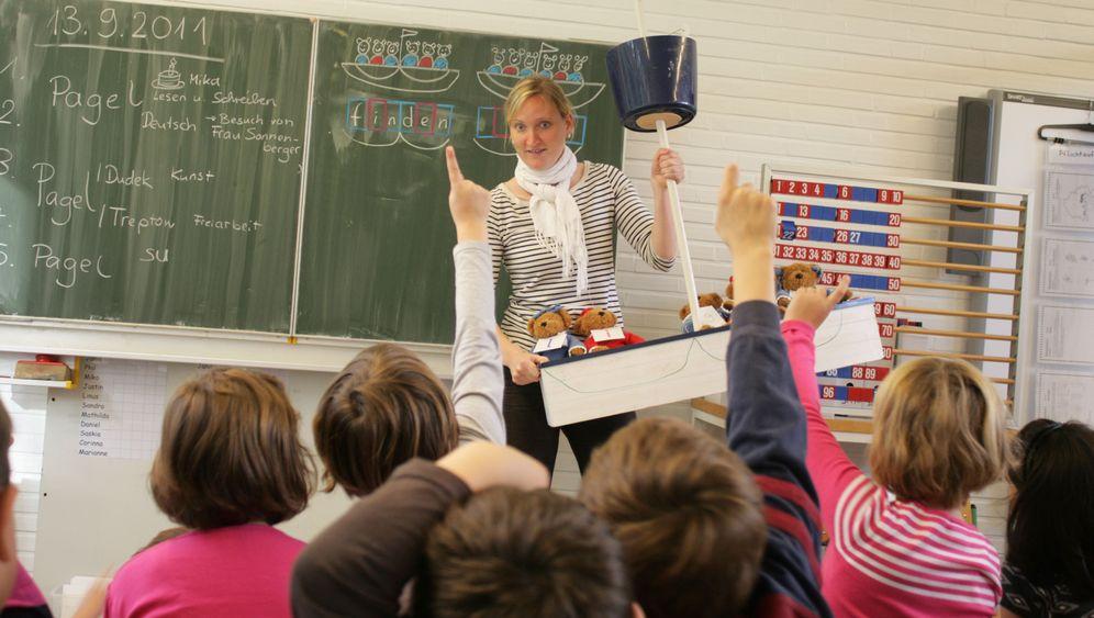 Grammatik in der Grundschule: Deutsch für absolute Beginner