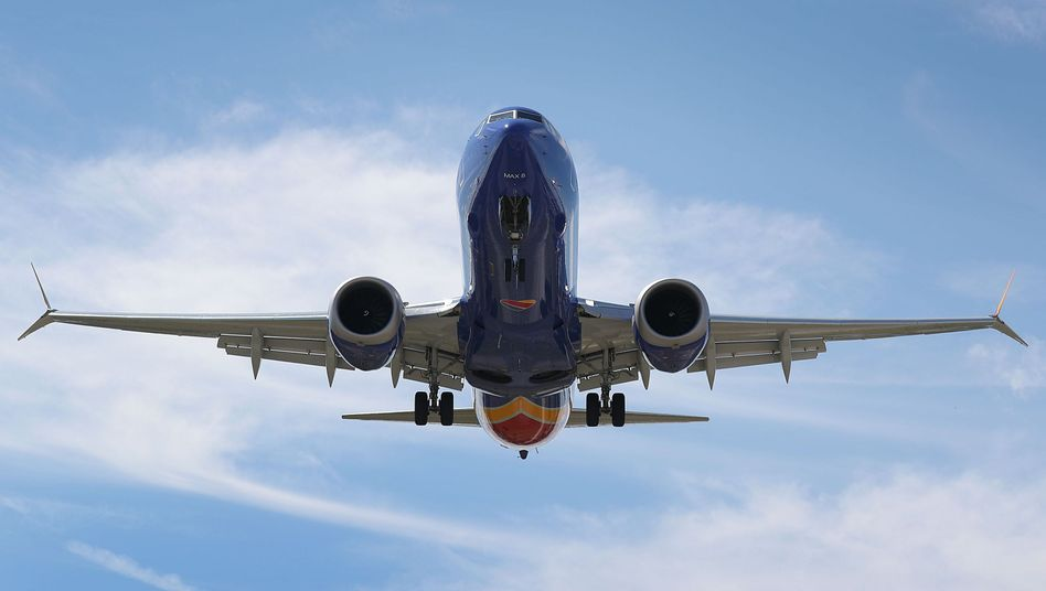Boeing 737 Max: Immer neue Mängel