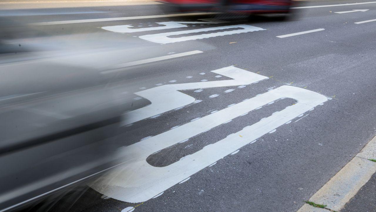 Grüne fordern Fahrverbote bei Verkehrsverstößen in Tempo-30-Zonen -...