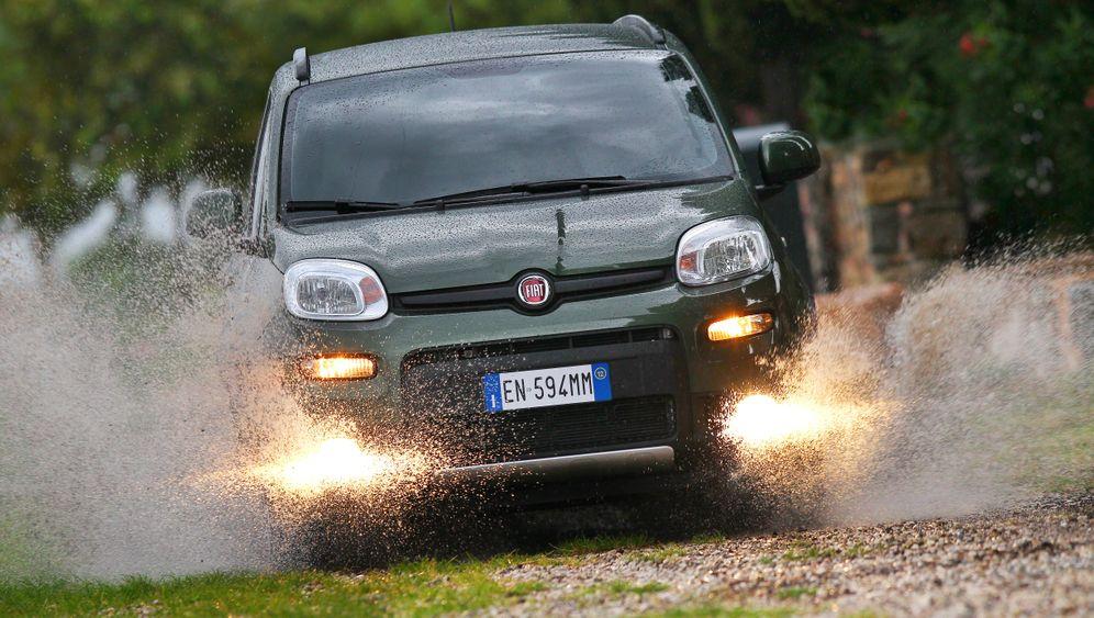Fiat Panda 4x4: Ein Auto zum Steilgehen