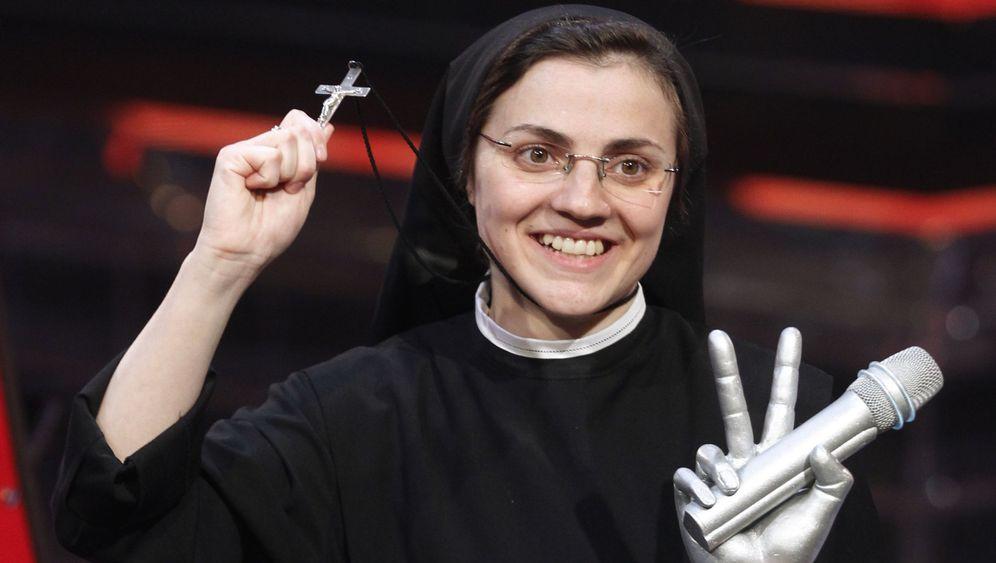 """Singende Nonne in Castingshow: """"Ich möchte, dass Jesus hierher kommt"""""""