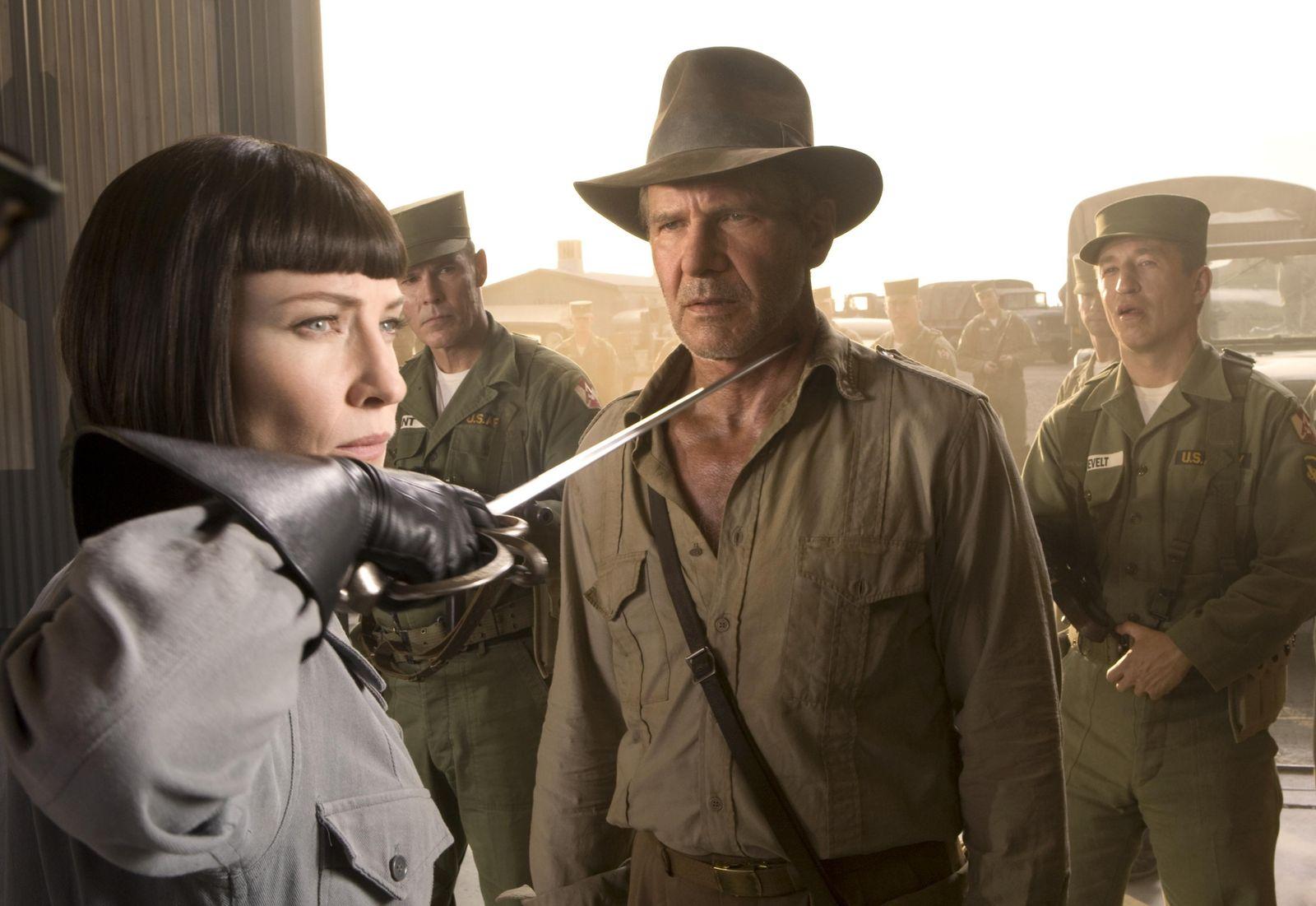 Indiana Jones und das Königreich des Kristallschädels / Indiana Jones 4