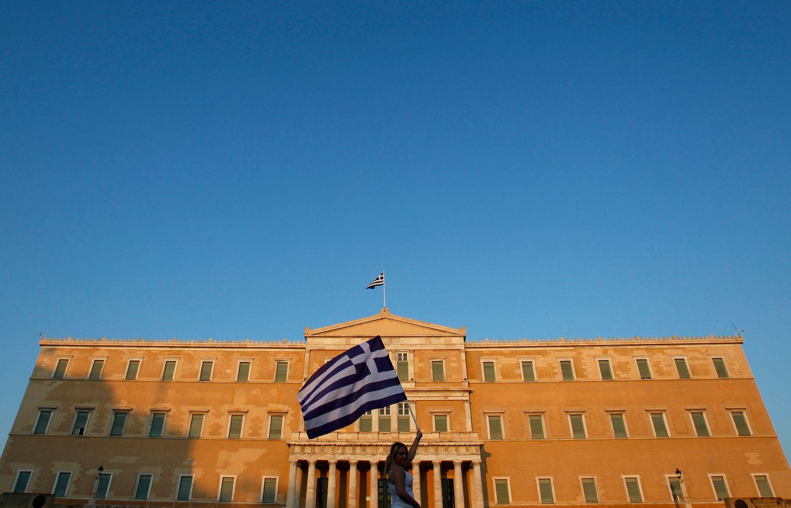 Griechenland Paralment
