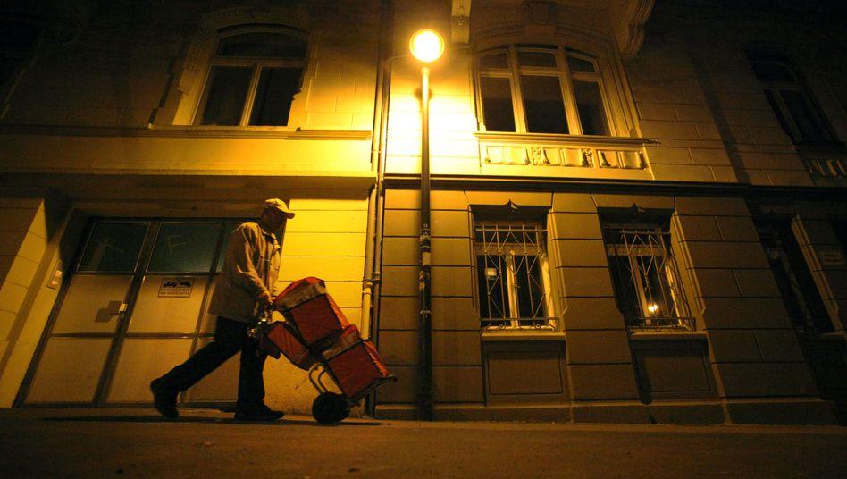 Zeitungsausträger in Wiesbaden: Neuer Streit um Mindestlohn