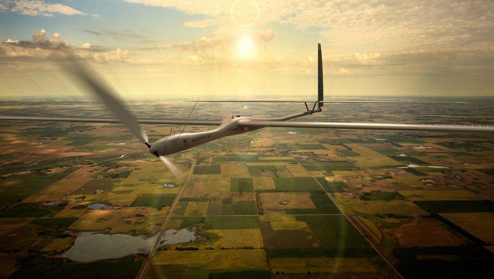 Googles Drohneneinstieg: Spannweite wie eine Boeing