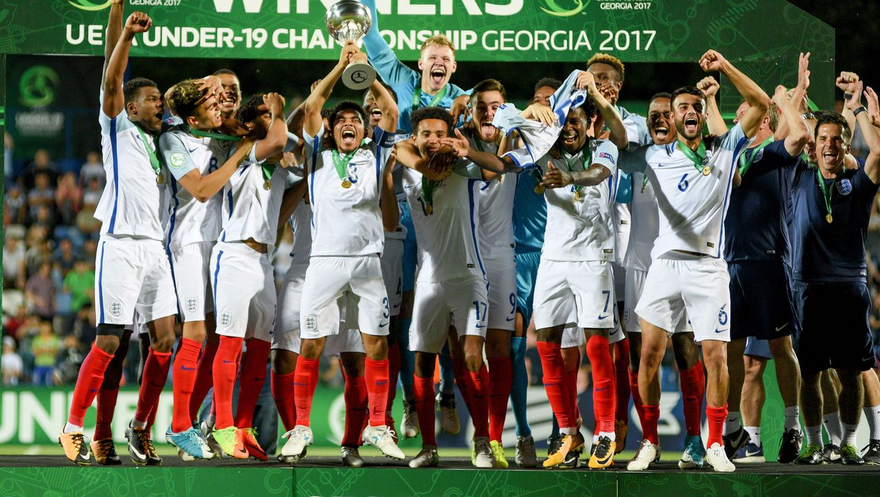 England Europameister