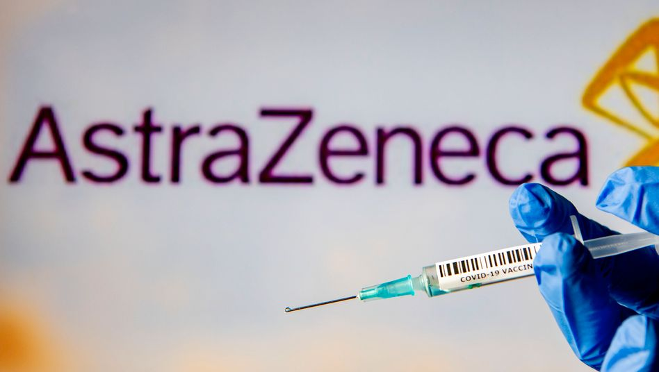 Der Impfstoff von AstraZeneca hat laut ersten Studien eine durchschnittliche Wirksamkeit von 70 Prozent