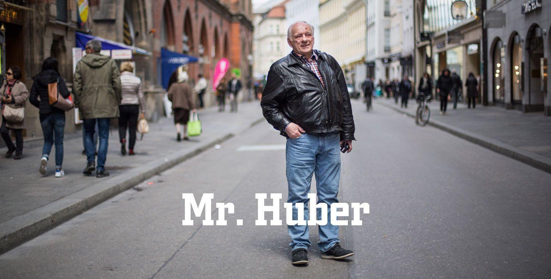 Armutsreportage / Mr. Huber