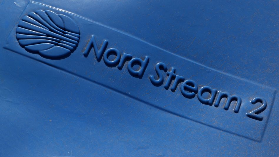 Logo von Nord Stream 2