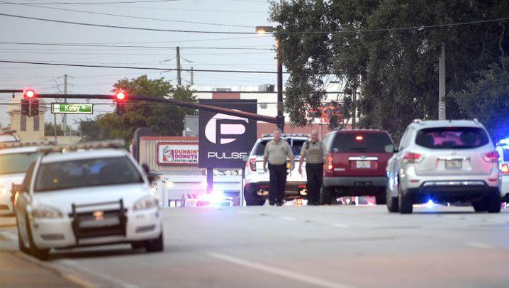 Orlando in Florida: Angriff im Nachtklub