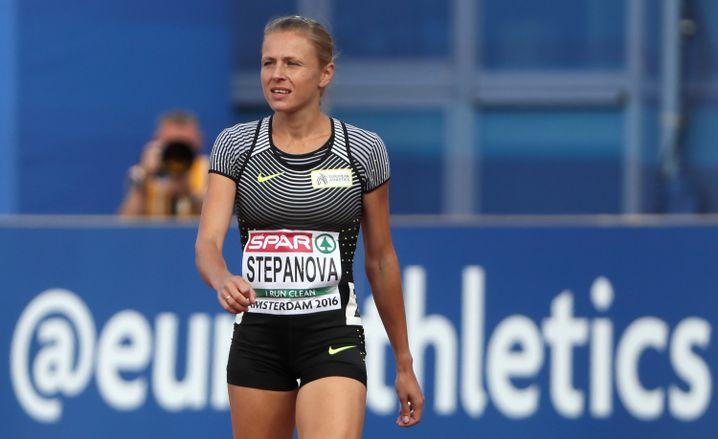 Julija Stepanowa