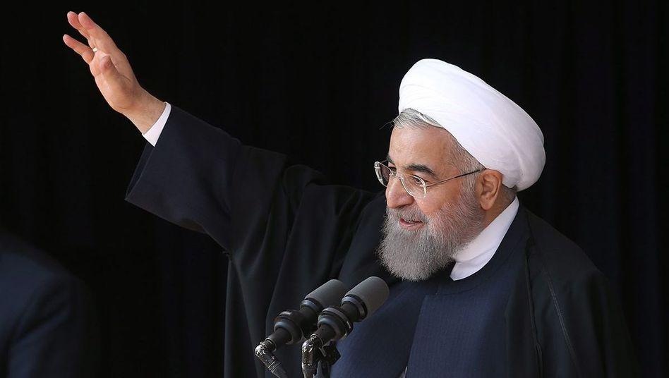Irans Präsident Hassan Rohani