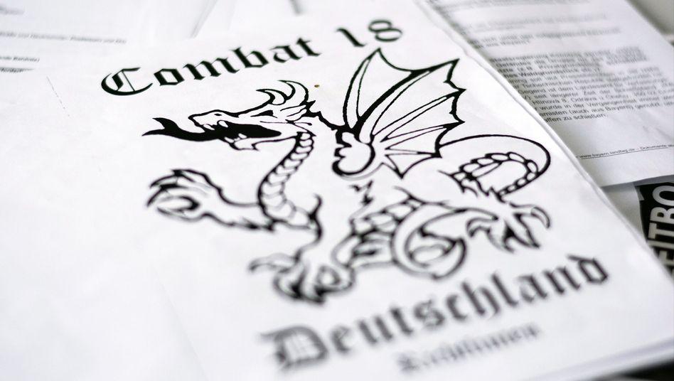 """Handbuch """"Combat 18 Deutschland"""""""
