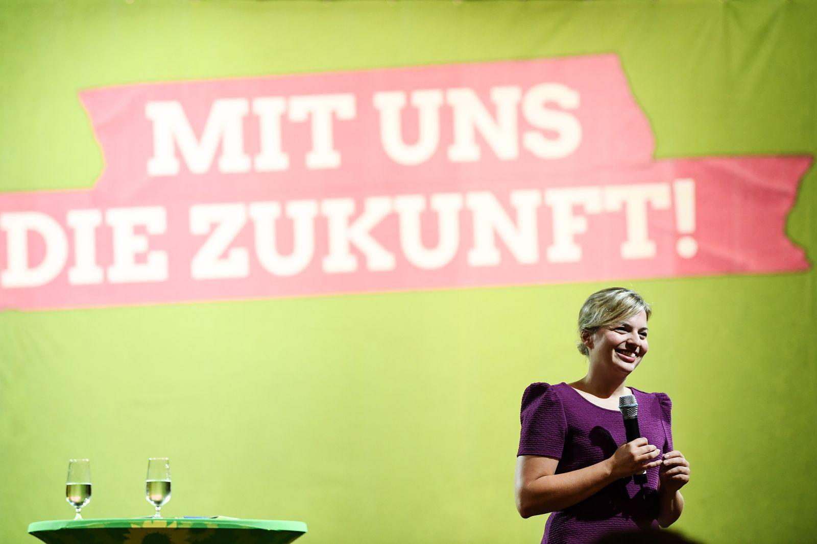 EINMALIGE VERWENDUNG Katharina Schulze