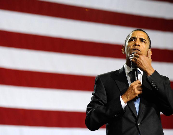 """Obama: """"Werde euch die Steuern nicht erhöhen"""""""