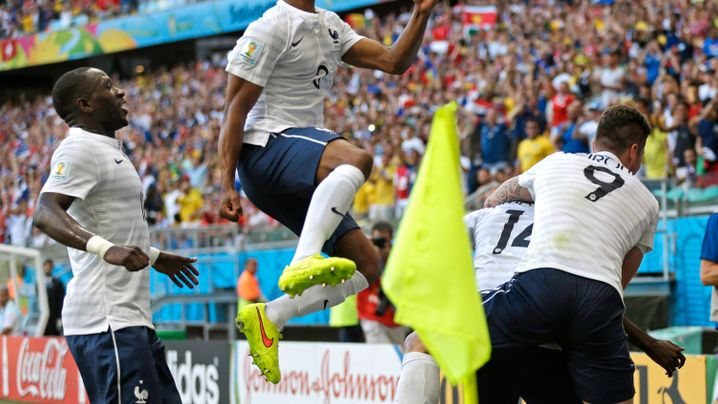 Frankreich bei der WM: Plötzlich Mitfavorit
