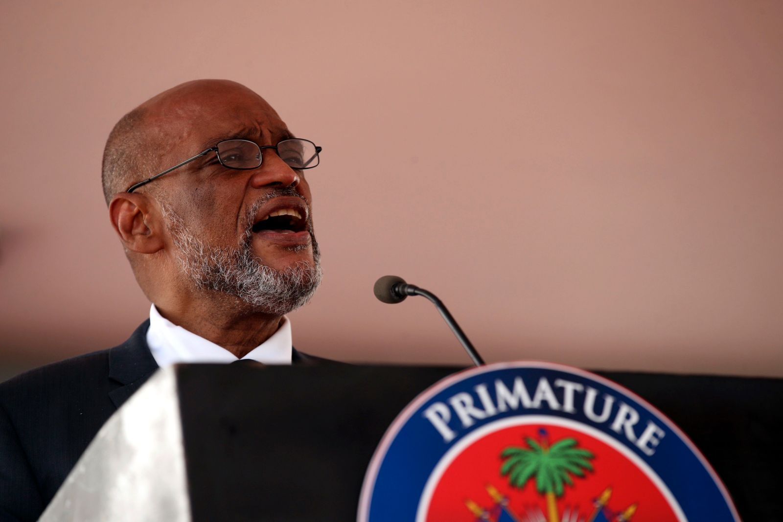 Ariel Henry inaugurated as Prime Minister