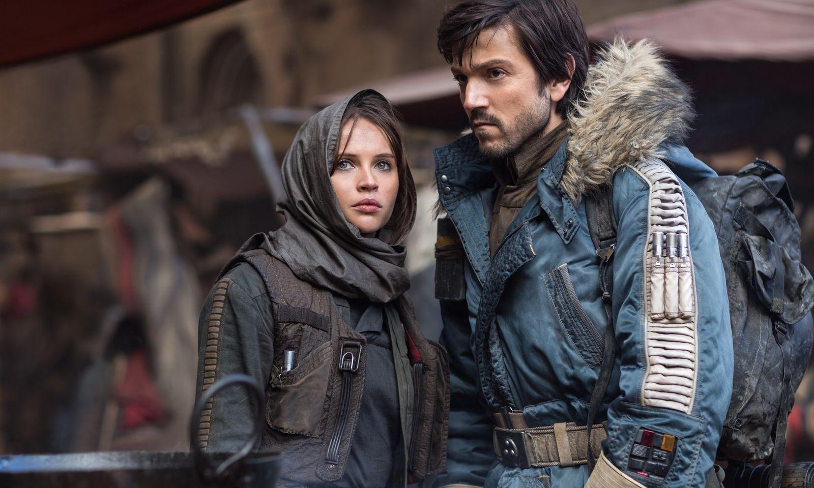 EINMALIGE VERWENDUNG Film/ Rogue One: A Star Wars Story VID